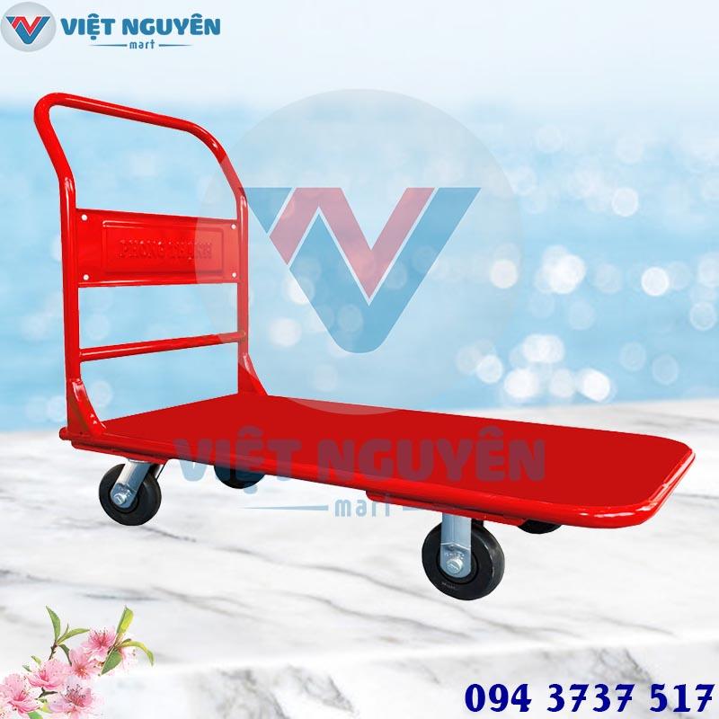 Đại lý xe đẩy hàng Phong Thạnh 300kg XTH 130T chính hãng giá tốt tại Hồ Chí Minh