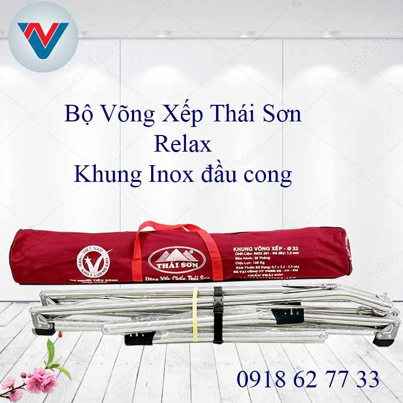 Võng Xếp Thái Sơn Relax