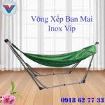 Võng Xếp Ban Mai Inox Vip (1)