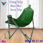 Võng Xếp Ban Mai Inox Vip (2)