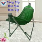 Võng Xếp Ban Mai Inox Vip (3)