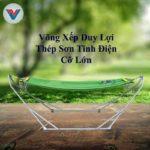 Võng Xếp Duy Lợi Thép Sơn Tĩnh Điện Cỡ Lớn (3)