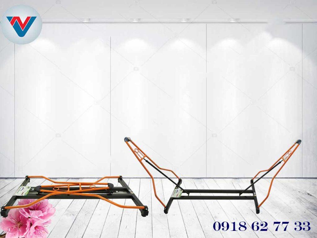 Võng Xếp Thái Sơn thép sơn tĩnh điện Ống vuông cao cấp giá siêu rẻ