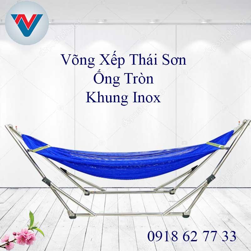 Võng Xếp Thái Sơn Giá Rẻ, Giao Hàng Siêu Nhanh