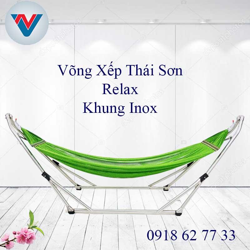 Võng Xếp Thái Sơn Giá Rẻ Giao Hàng Siêu Nhanh