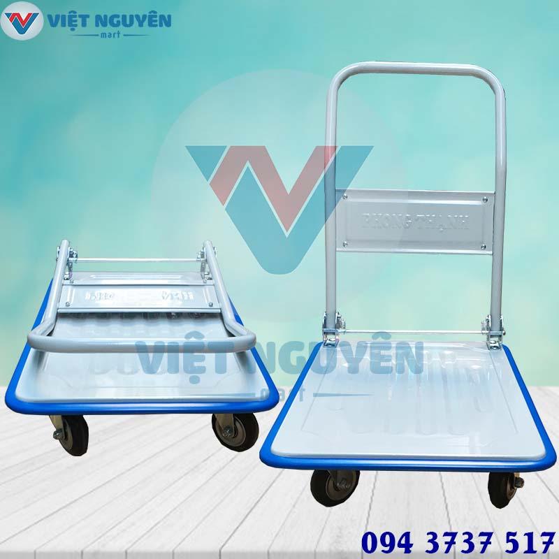 Đại lý xe đẩy hàng Phong Thạnh XTB 100DG 200KG chính hãng - giao hàng Toàn Quốc