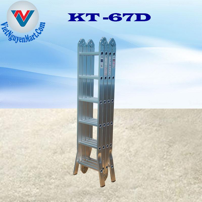 Hệ thống đại lý thang nhôm xếp 4 đoạn Kagami 6.7m tại các tỉnh thành
