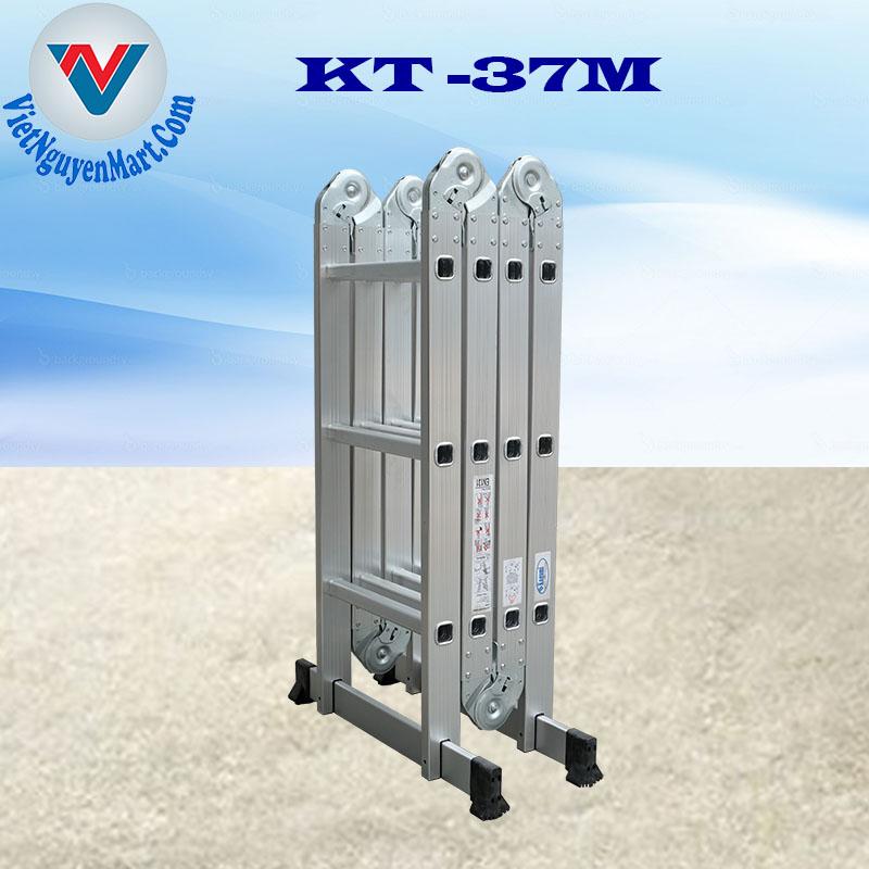 Hệ thống đại lý thang nhôm xếp 4 đoạn Kagami 3.7m tại các tỉnh thành