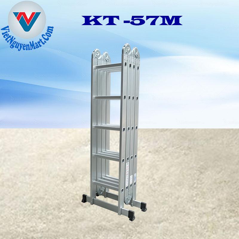 Hệ thống đại lý thang nhôm xếp 4 đoạn Kagami 5.7m tại các tỉnh thành