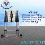 Thang rút đơn Kagami 3m8 KT -38 (4)
