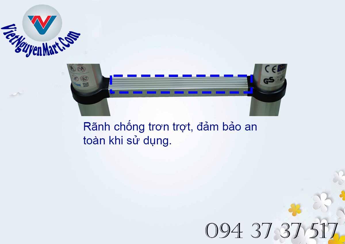 Rãnh chống trơn trượt đảm bảo an toàn khi sử dụng