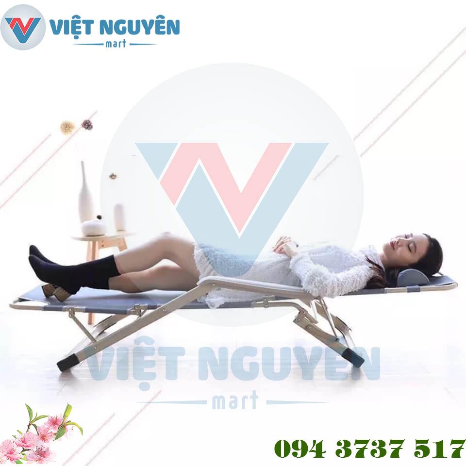 Tiện ích ghế giường xếp gọn đa năng Nika cao cấp model VN-138
