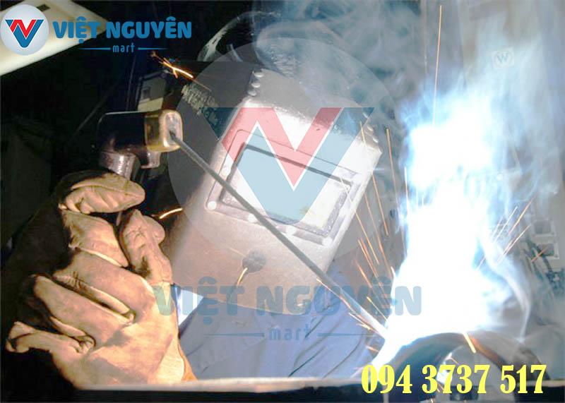 Ứng dụng máy hàn điện tử Hồng Ký HK 160A đa năng