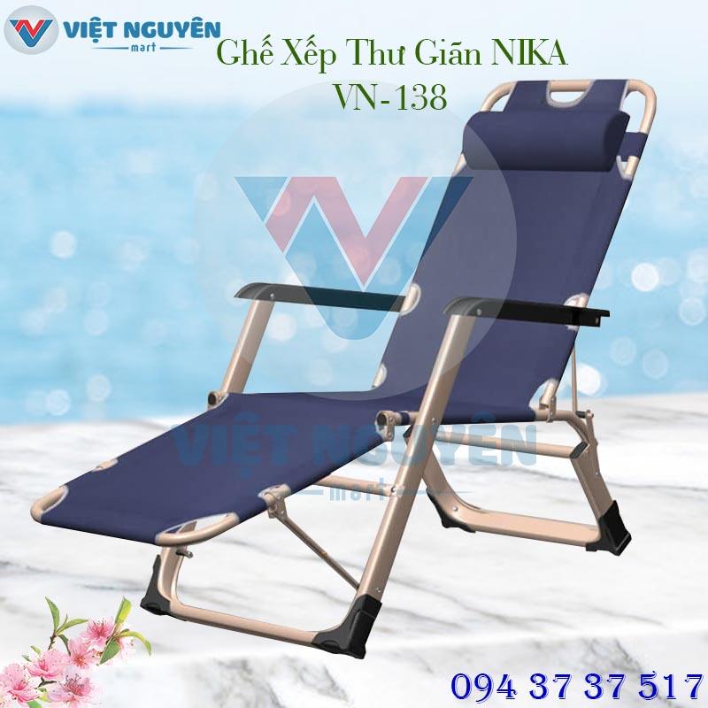 Đại lý ghế xếp thư giãn đa năng Nika VN-138 tại Thành Phố Hồ Chí Minh