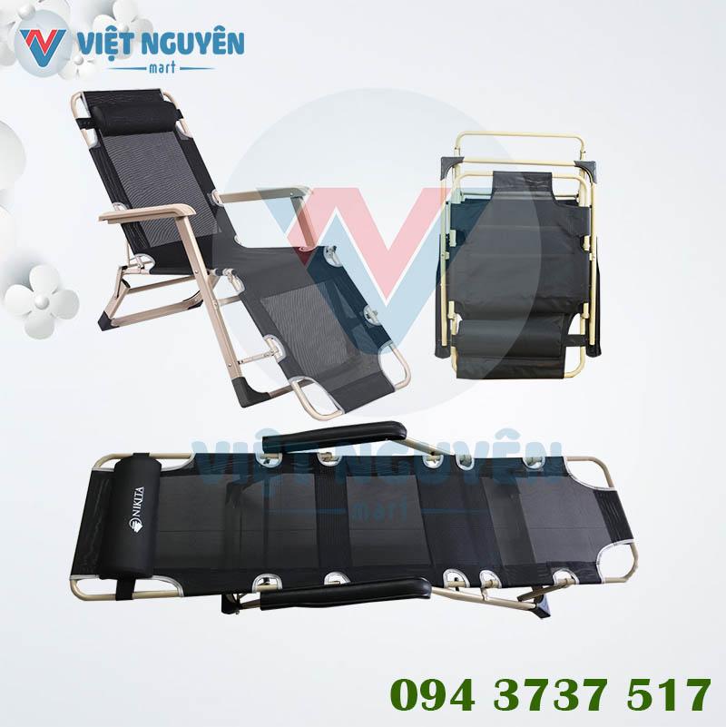 Đại lý ghế giường xếp thư giãn VN -138 cao cấp giá ưu đãi tại Tp. Hồ Chí Minh