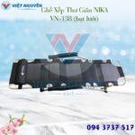 Ghế giường Xếp gọn Thư Giãn NIKA VN-138 (bạt lưới)