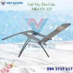Ghế xếp gọn thư giãn Nika VN-137