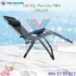 Ghế xếp gọn thư giãn cao cấp Nika model VN-139