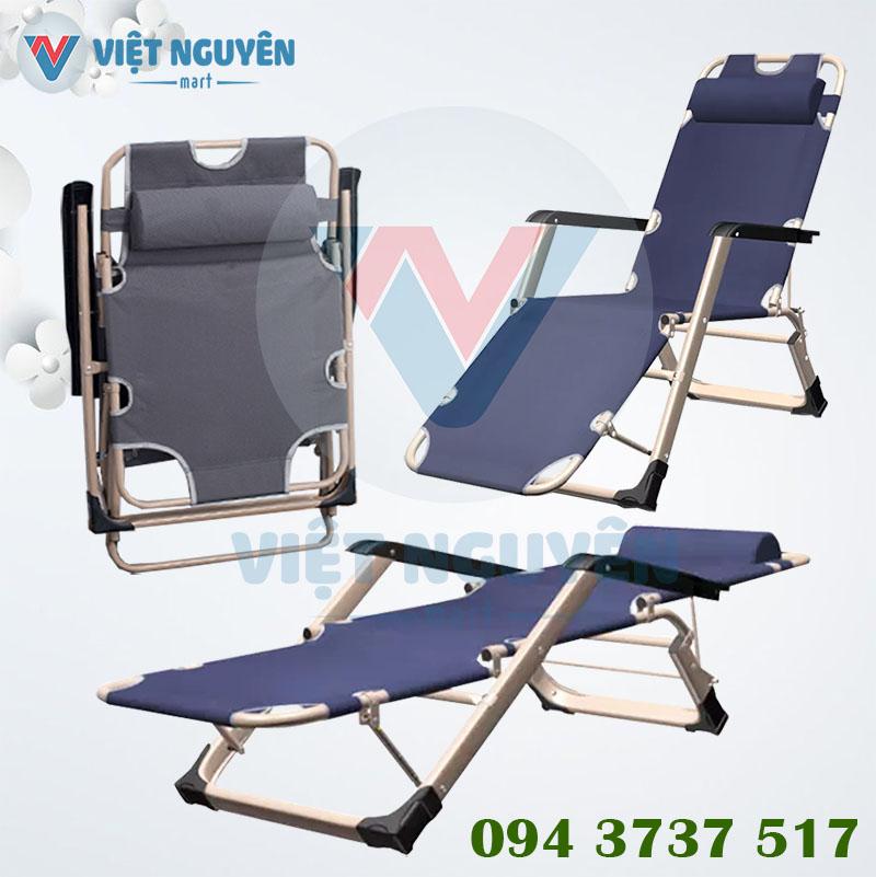 Ưu điểm ghế - giường xếp thư giãn đa năng Nika VN-138