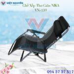 Ghế xếp thư giãn 160độ Nika VN-139