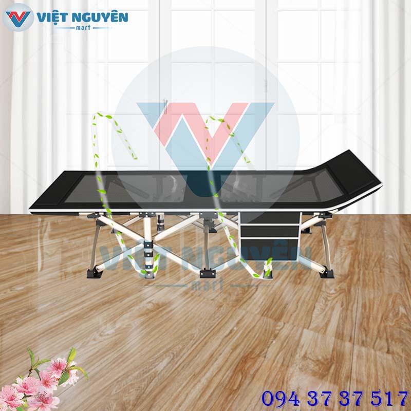 Đại lý phân phối giường gấp - xếp gọn thư giãn văn phòng đa năng Nika VN-TT02 giá tốt