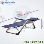Kích thước ghế – giường xếp đa năng Nika VN-138