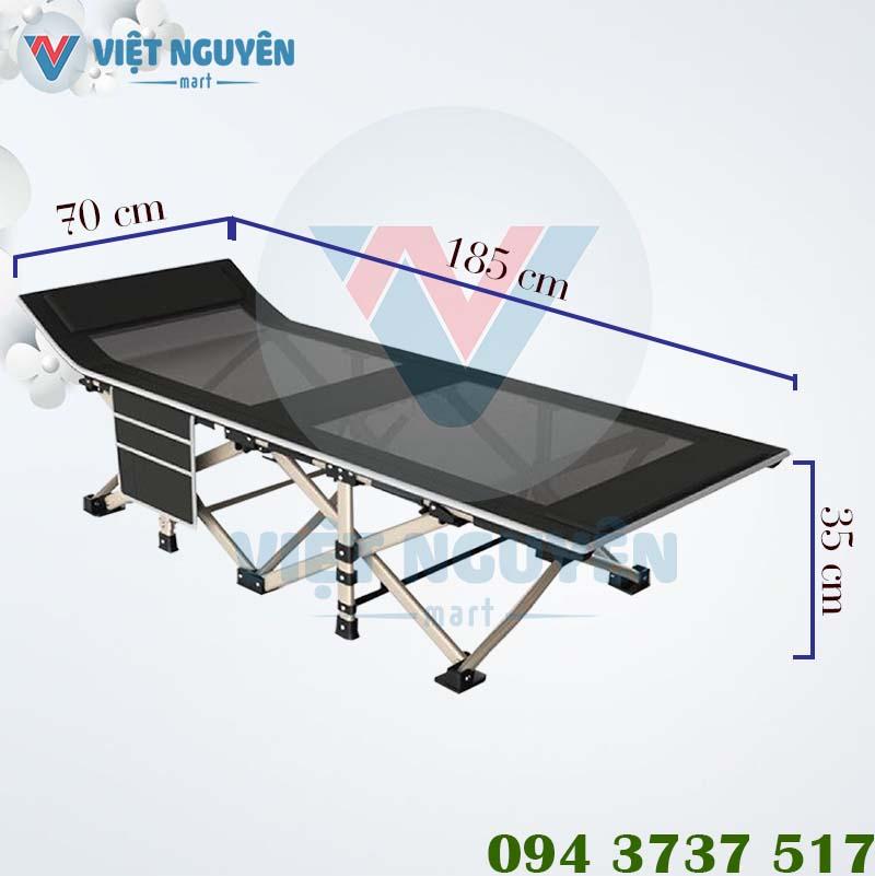 Đại lý giường xếp văn phòng chuyên dụng Nika VN-TT02 tại các tỉnh - hỗ trợ giao hàng Toàn Quốc
