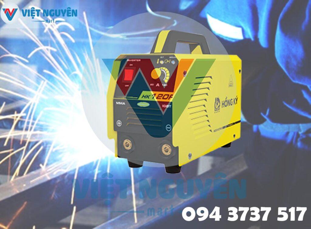 Đại lý máy hàn điện tử HK 120F giá tốt tại các tỉnh thành