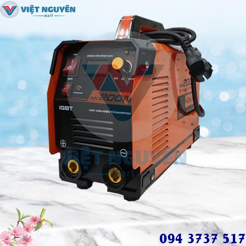 Đại lý máy hàn điện tử Hồng Ký HK 200N giá tốt - giao hàng Toàn Quốc