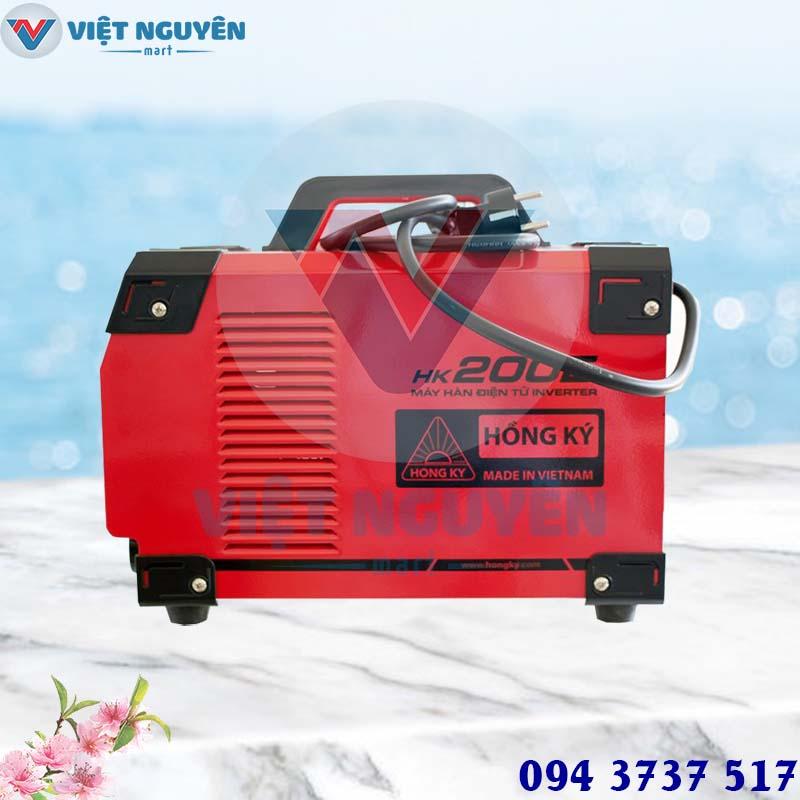 Đại lý phân phối máy hàn điện tử HK 200E tại TP. Hồ Chí Minh giá rẻ giao nhanh