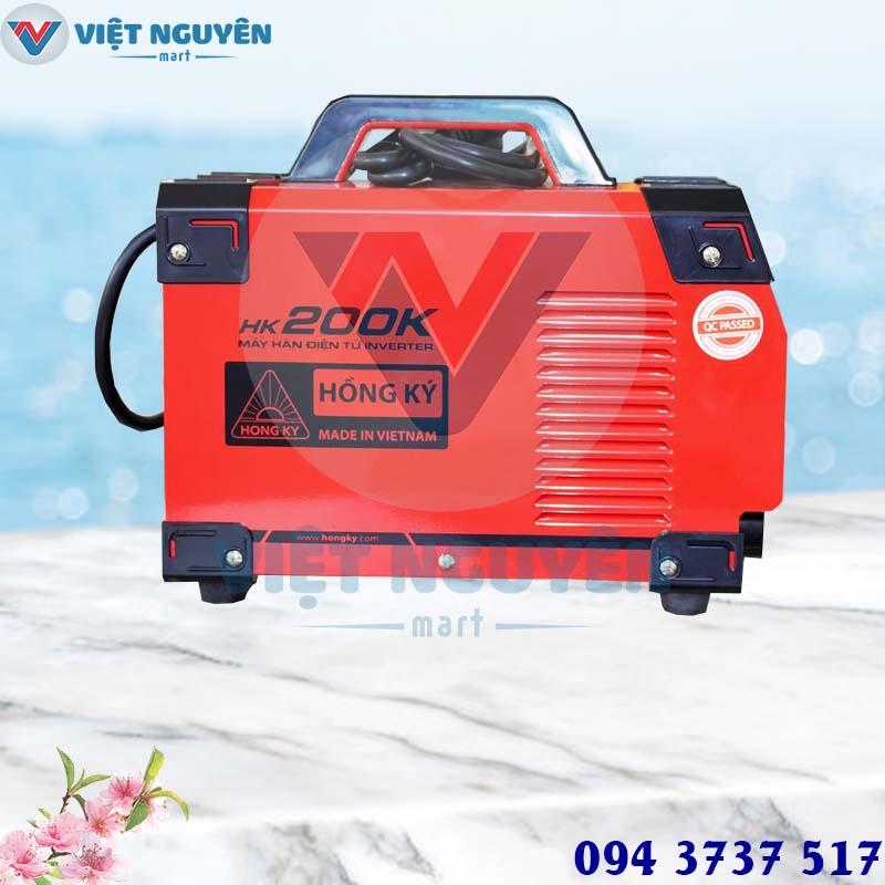 Đại lý máy hàn điện tử HK 120A giá rẻ tại TP. Hồ Chí Minh