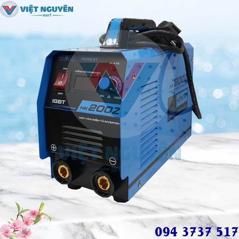 Đại lý phân phối máy hàn điện tử HK 200Z cao cấp tại các tỉnh thành - giao hàng Toàn Quốc