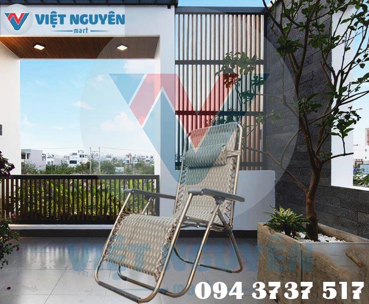 Đại lý ghế xếp thư giãn VN -137 cao cấp giá ưu đãi tại Tp. Hồ Chí Minh