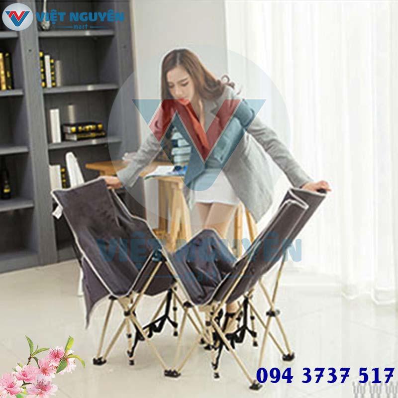 Ứng dụng giường gấp - xếp gọn đa năng văn phòng Nika VN-TT01 chính hãng