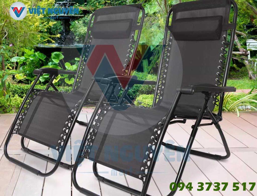Đại lý phân phối ghế xếp thư giãn Nika VN-139 cao cấp giá tốt