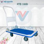 Xe Đẩy 4 Bánh 150Kg Phong Thạnh XTB 100D