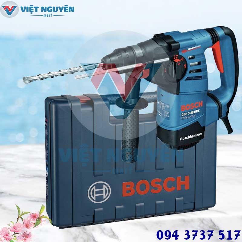 Đại lý máy khoan búa bê tông điện GBH 3-28DRE Professional giá rẻ tại Tp. Hồ Chí Minh