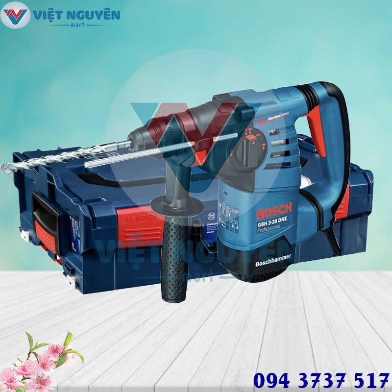 Đặc điểm nỗi bật máy khoan búa bê tông điện Bosch GBH 3-28DRE Professional