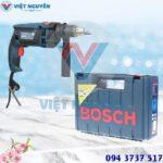 Bộ full máy khoan Bosch động lực điện GSB 16RE đa năng