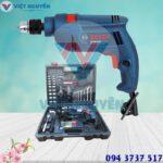 Bộ máy khoan động lực Bosch GSB 550 SET Full phụ kiện
