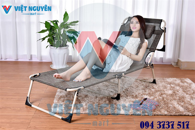 Ứng dụng giường gấp xếp gọn văn phòng cao cấp Nika VN-TT04