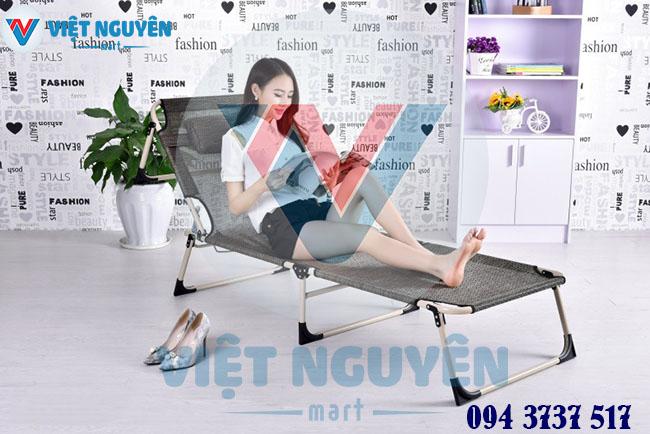 Đại lý phân phối giường ghế gấp xếp dành cho văn phòng bệnh viện Nika VN-TT04 tại Tp.Hồ Chí Minh