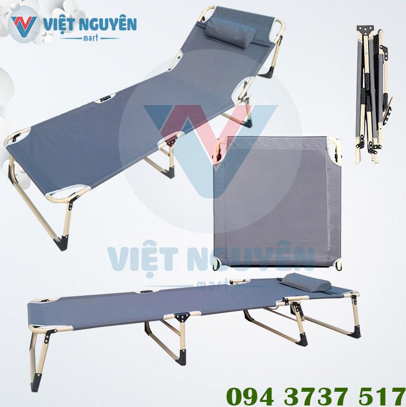 Đại lý giường ghế gấp xếp gọn đa năng văn phòng Nika VN-TT05 chính hãng giá tốt
