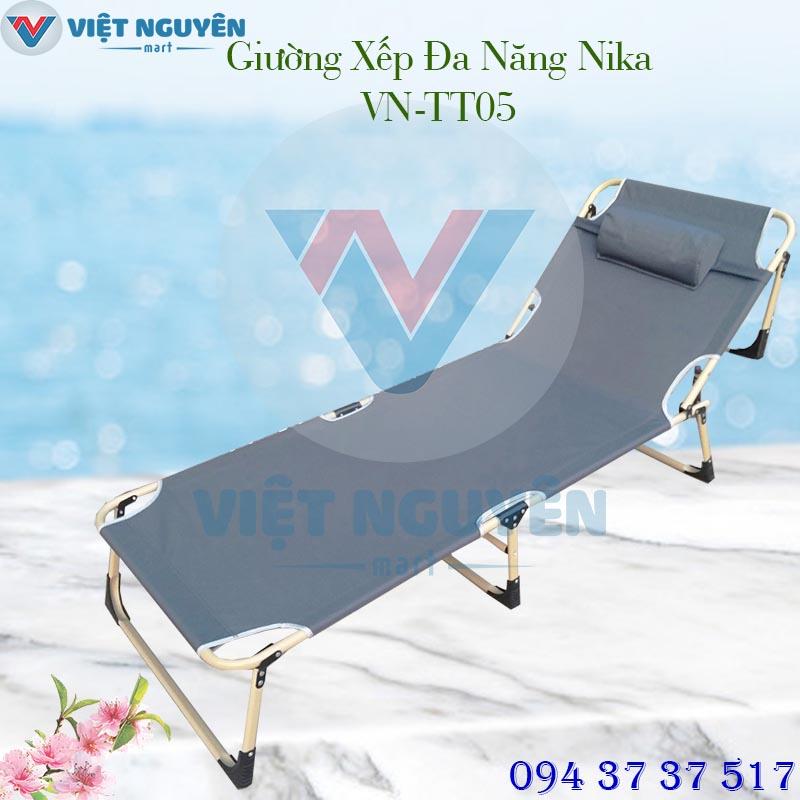 Đại lý giường ghế xếp văn phòng đa năng Nika VN-TT05 chính hãng tại các tỉnh thành - giao hàng Toàn Quốc