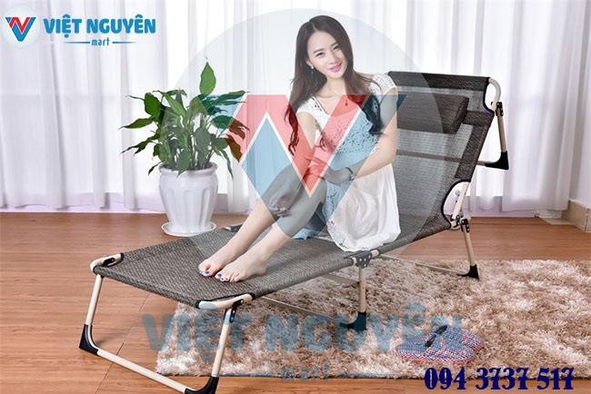 giường ghế xếp văn phòng đa năng Nika VN-TT04 chính hãng