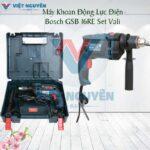 Máy Khoan Động Lực Điện Bosch GSB 16RE Set Vali