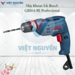 Máy Khoan Sắt Bosch GBM 6 RE Professional