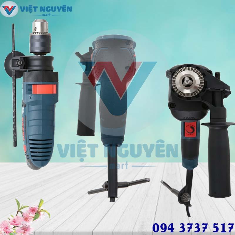 Máy khoan động lực điện Bosch GSB 16RE Set (vali full phụ kiện) được ưu tiên lựa chọn