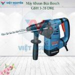 Máy khoan búa bê tông điện Bosch GBH 3-28 DRE chính hãng