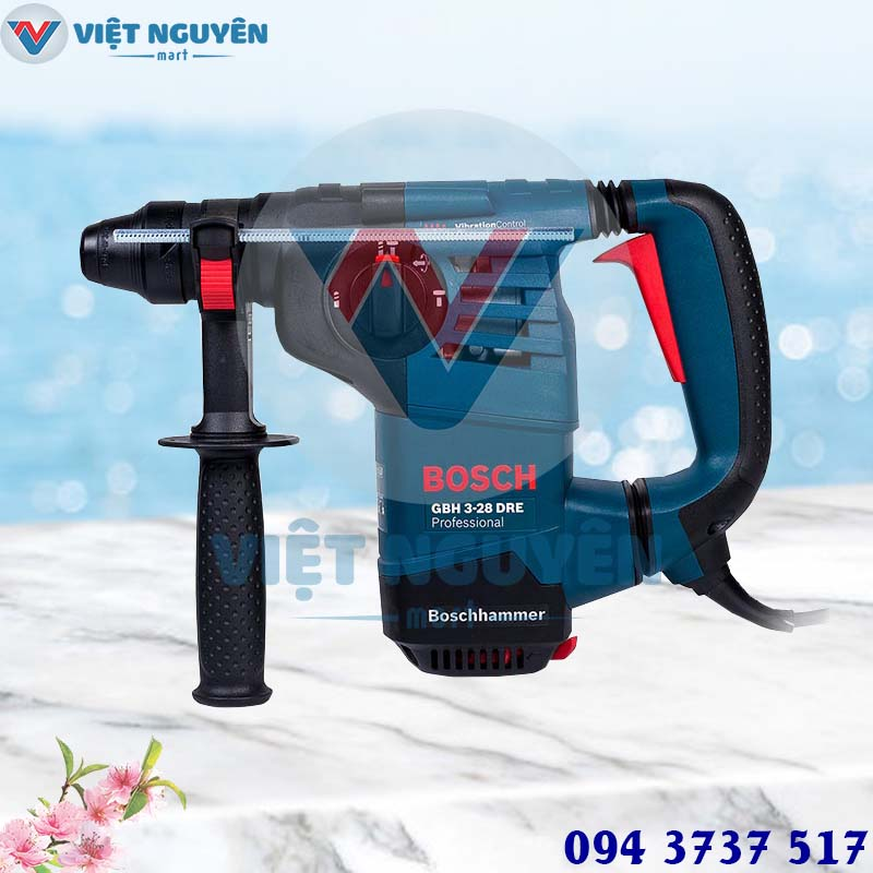 Đại lý máy khoan búa bê tông điện Bosch GBH 3-28DRE giá rẻ - giao hàng Toàn Quốc